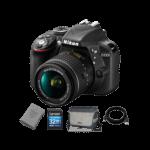 Nikon D3300 Kit AF-P 18-55mm